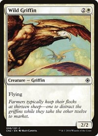Wild Griffin, Magic: The Gathering, Conspiracy: Take the Crown