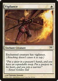 Vigilance, Magic: The Gathering, Champions of Kamigawa