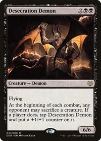 Desecration Demon, Magic: The Gathering, Duel Decks: Nissa vs. Ob Nixilis