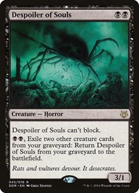 Despoiler of Souls, Magic: The Gathering, Duel Decks: Nissa vs. Ob Nixilis