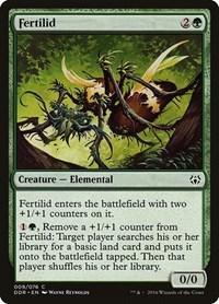 Fertilid, Magic: The Gathering, Duel Decks: Nissa vs. Ob Nixilis