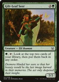 Gilt-Leaf Seer, Magic: The Gathering, Duel Decks: Nissa vs. Ob Nixilis