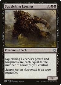 Squelching Leeches, Magic: The Gathering, Duel Decks: Nissa vs. Ob Nixilis