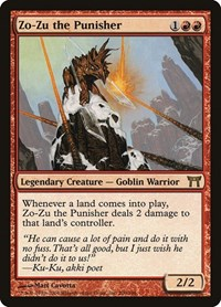 Zo-Zu the Punisher (Foil)