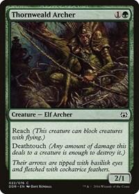 Thornweald Archer, Magic: The Gathering, Duel Decks: Nissa vs. Ob Nixilis