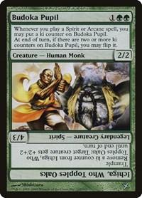 Budoka Pupil, Magic: The Gathering, Betrayers of Kamigawa