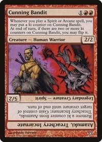 Cunning Bandit, Magic: The Gathering, Betrayers of Kamigawa