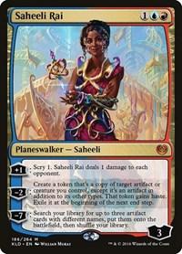 Saheeli Rai (Foil)