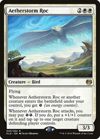 Aetherstorm Roc, Magic: The Gathering, Kaladesh