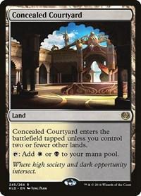 Concealed Courtyard, Magic: The Gathering, Kaladesh