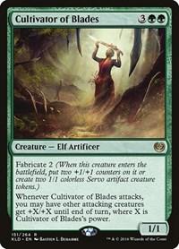 Cultivator of Blades, Magic: The Gathering, Kaladesh