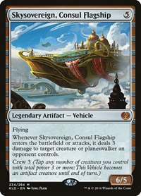 Skysovereign, Consul Flagship, Magic, Kaladesh