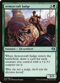 Armorcraft Judge, Magic: The Gathering, Kaladesh