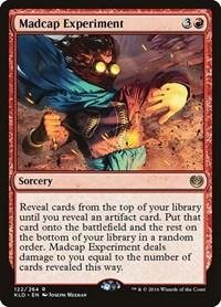 Madcap Experiment, Magic: The Gathering, Kaladesh