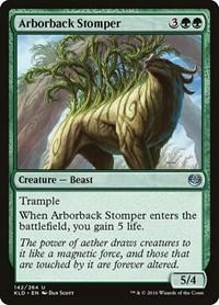 Arborback Stomper, Magic: The Gathering, Kaladesh