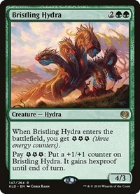 Bristling Hydra, Magic: The Gathering, Kaladesh