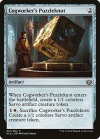 Cogworker's Puzzleknot, Magic: The Gathering, Kaladesh