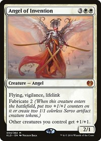 Angel of Invention, Magic: The Gathering, Kaladesh