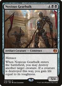 Noxious Gearhulk (Foil)