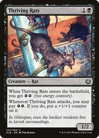 Thriving Rats, Magic: The Gathering, Kaladesh