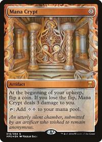 Mana Crypt, Magic: The Gathering, Masterpiece Series: Kaladesh Inventions