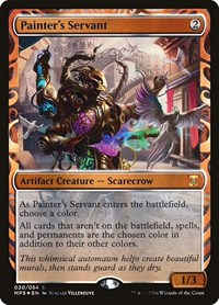 Painter's Servant, Magic, Masterpiece Series: Kaladesh Inventions