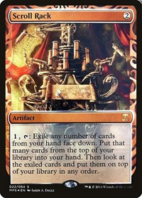 Scroll Rack, Magic: The Gathering, Masterpiece Series: Kaladesh Inventions
