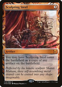 Sculpting Steel, Magic: The Gathering, Masterpiece Series: Kaladesh Inventions