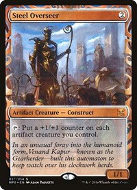Steel Overseer, Magic: The Gathering, Masterpiece Series: Kaladesh Inventions