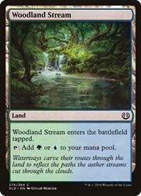 Woodland Stream, Magic, Kaladesh