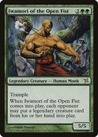 Iwamori of the Open Fist, Magic: The Gathering, Betrayers of Kamigawa