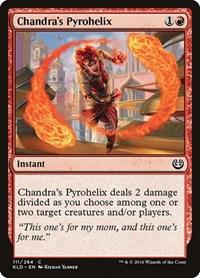 Chandra's Pyrohelix, Magic: The Gathering, Kaladesh