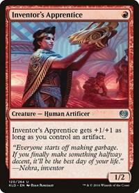 Inventor's Apprentice, Magic, Kaladesh
