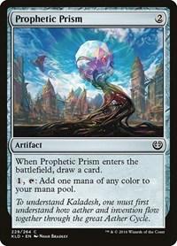 Prophetic Prism, Magic: The Gathering, Kaladesh