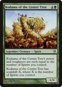 Kodama of the Center Tree, Magic: The Gathering, Betrayers of Kamigawa