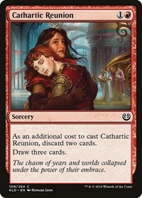 Cathartic Reunion, Magic: The Gathering, Kaladesh