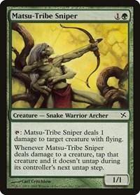 Matsu-Tribe Sniper, Magic: The Gathering, Betrayers of Kamigawa