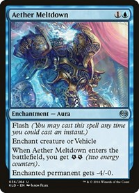 Aether Meltdown, Magic: The Gathering, Kaladesh