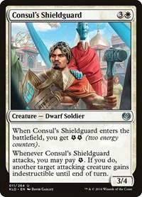 Consul's Shieldguard, Magic: The Gathering, Kaladesh