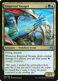 Empyreal Voyager, Magic: The Gathering, Kaladesh