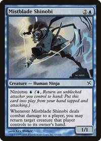 Mistblade Shinobi, Magic: The Gathering, Betrayers of Kamigawa