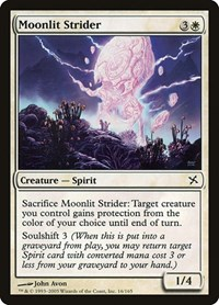 Moonlit Strider, Magic, Betrayers of Kamigawa