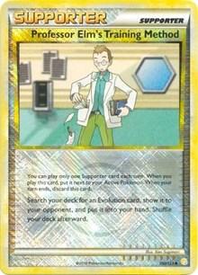 Professor Elm's Training Method - 100/123 (League Promo), Pokemon, League & Championship Cards