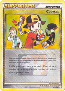 Copycat - 90/123 (League Promo), Pokemon, League & Championship Cards
