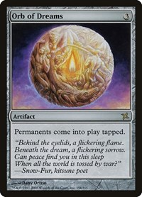Orb of Dreams (Foil)