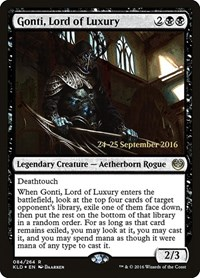 Gonti, Lord of Luxury (Foil)