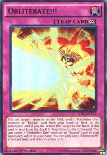 Obliterate!!!, YuGiOh, Legendary Decks II