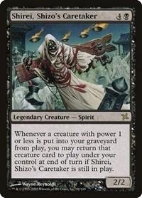 Shirei, Shizo's Caretaker, Magic: The Gathering, Betrayers of Kamigawa