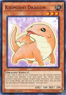 Kidmodo Dragon, YuGiOh, Legendary Decks II