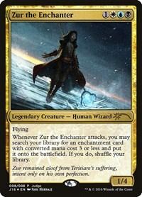 Zur the Enchanter, Magic: The Gathering, Judge Promos
